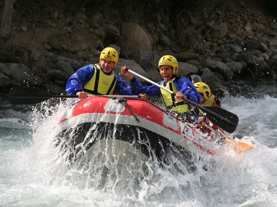 Rafting Pirineo
