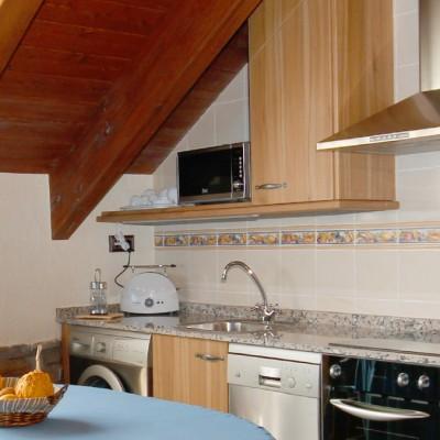 Apartamento Larrás, casa rural Perico