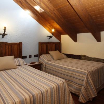 Casa rural en Ordesa, casa Perico
